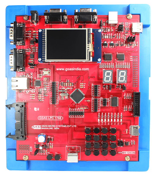 GSAS Micro Systems - Embedded Solutions, Test & Measuring